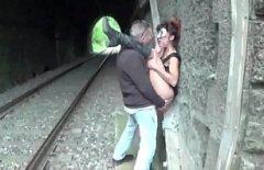 Fututa In Tunel Pe Unde Trece Trenul Xxx